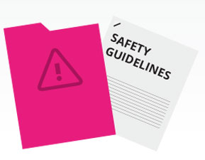 employer and company safety guidelines