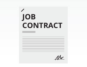 employer job contract